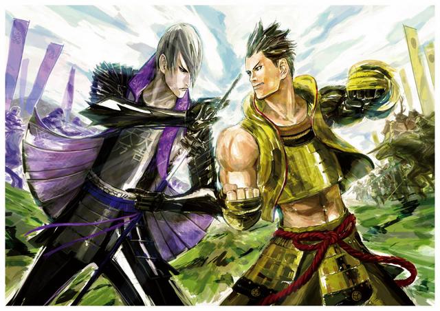 File:Mitsunari and Ieyasu Tsuchibayashi.png