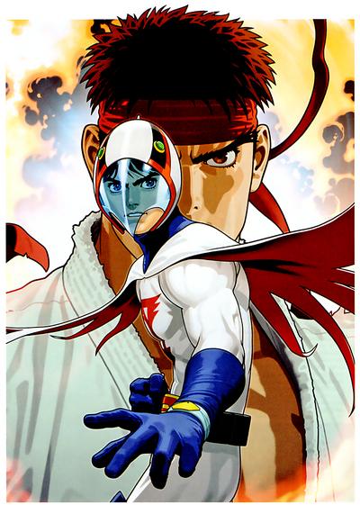 Tatsu Cap Ken and Ryu
