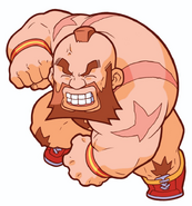 Pocket Zangief