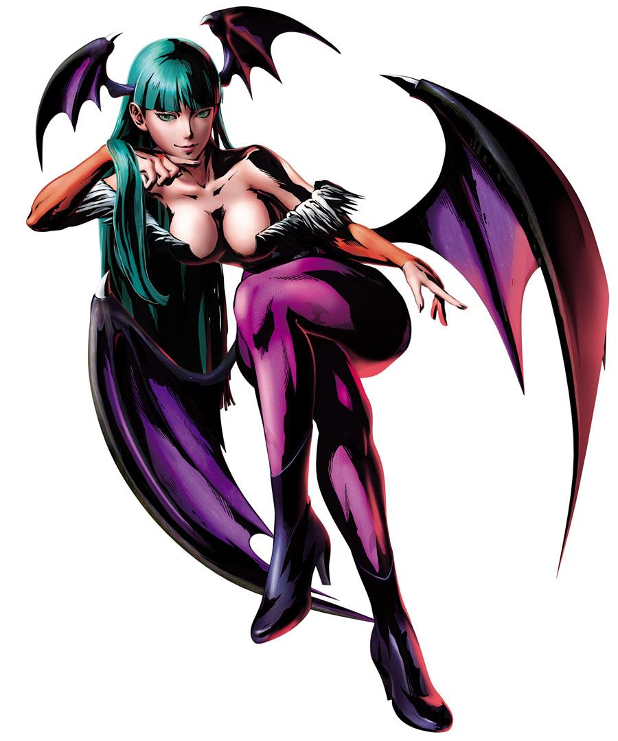 Morrigan | Capcom Database | Fandom powered by Wikia