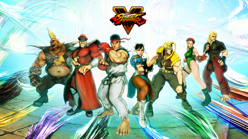 SFV Returning Characters