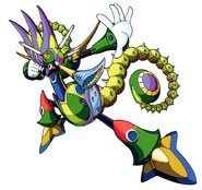 MMX3 Toxic Seahorse