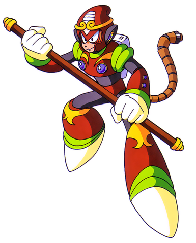 File:MM The Wily Wars Buster Rod G.png