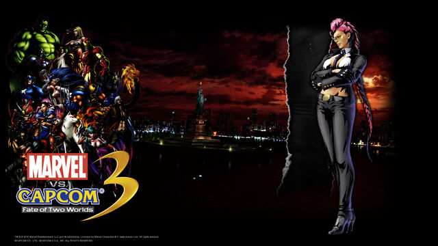File:Marvel Vs Capcom 3 wallpaper - C. Viper.jpg