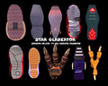 Star Gladiator Feet