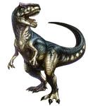 DC2 Allosaurus
