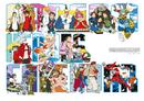 Heroes of Capcom Calendar Art