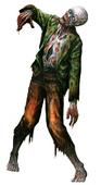 Biohazard Zombie