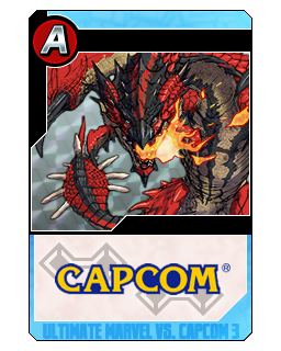 File:Rathalos (UMvC3).png