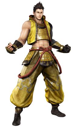 Basara 3 Ieyasu Tokugawa