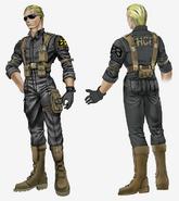 RECV Wesker Concept