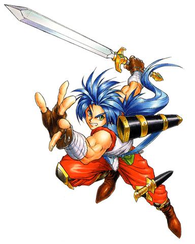 File:BoFII Ryu Battle.png