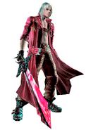 DMC3 Dante Alt Costume 4