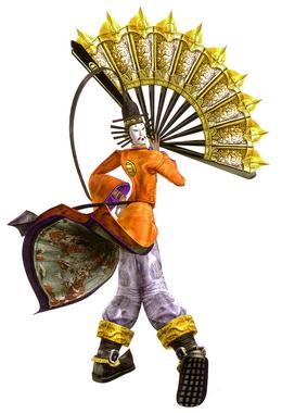 Basara 2 Yoshimoto
