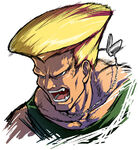 Street Fighter Online - Guile
