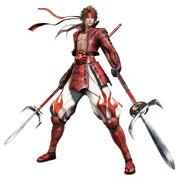 BASARA 3 Yukimura Sanada