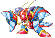 MMX3 Crush Crawfish