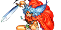 Gallery:Ryu (Breath of Fire)