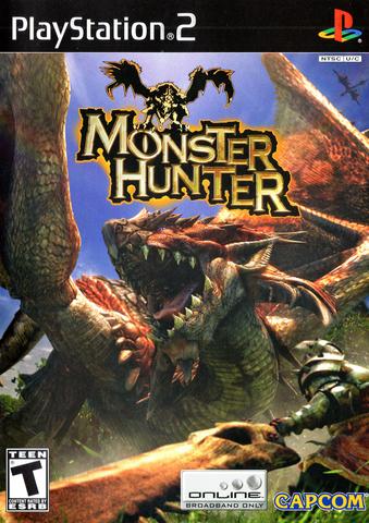 File:Monster Hunter Box Art.png
