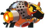 MMX7 Flame Hyenard