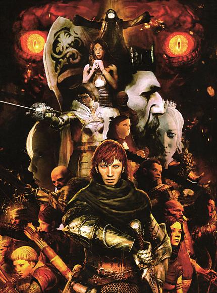 Dragons Dogma Characters
