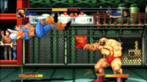 Super Street Fighter II Turbo HD Remix - ROUND 1 Trailer