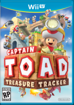 Captain Toad Treasure Tracker (game)