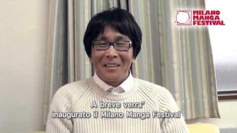 Yoichi Takahashi (高橋 陽)- Intervista speciale per il Milano Manga Festival