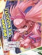 Pink Comet, Flogal