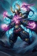 Covert Demonic Dragon, Mandala Lord (Full Art)