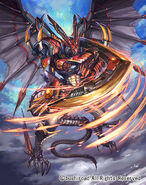 Flame Edge Dragon (full art)