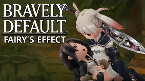 Bravely Default Fairy's Effect Gameplay Preview HD (Mobile)『ブレイブリーデフォルト フェアリーズエフェクト』