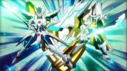 Blaster Blade & Alfred Exiv (Movie-NM-NC)