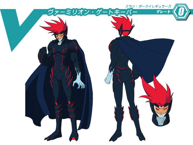 Vermillion Gatekeeper (Character Unit)