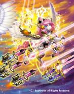 Thousand Ray Pegasus (Full Art2)