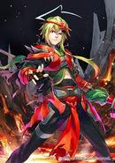 Red River Dragoon (Full Art)