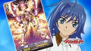 Aichi with Swordsman of the Explosive Flames, Palamedes