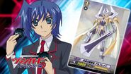 Aichi with Liberator of the Round Table, Alfred