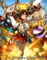 Battle Maiden, Touka (Full Art).png