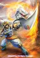FA-Embodiment of Spear, Tahr