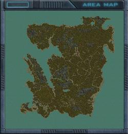 Delphaeus Hills map