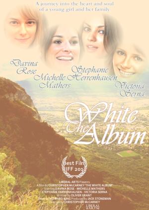 The White Album poster