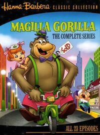 Magilla Gorilla DVD