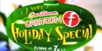 A Very Cartoon Cartoon Fridays Holiday Special