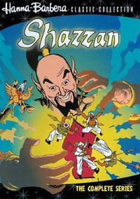 Shazzan DVD