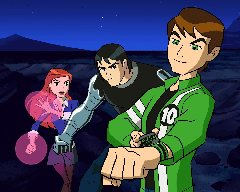 Ben 10 alien force the cartoon network wiki fandom - Ben ten alien x ...