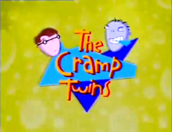 The Cramp Twins Title