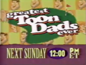 Greatest Toon Dads Ever