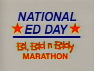 National Ed Day Marathon