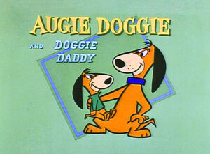 Augie Doggie and Doggie Daddy title